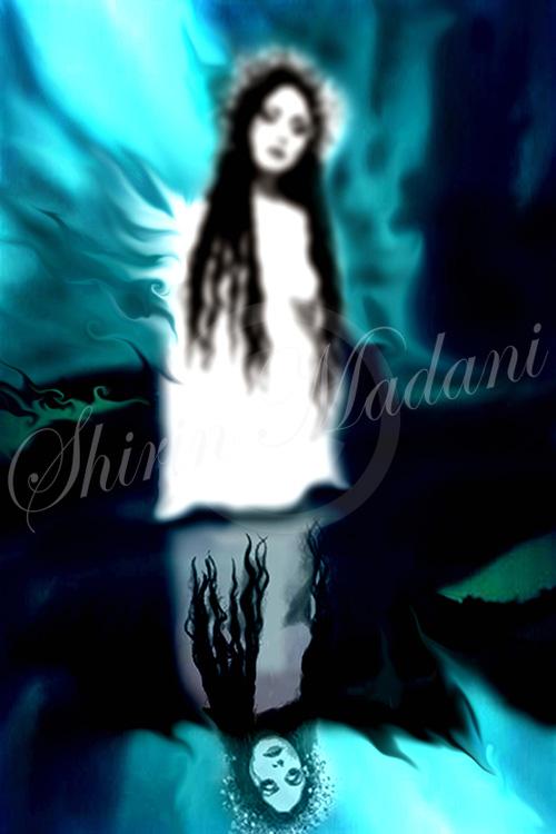 My Blue Angel (Sarah Brighthman)